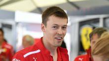 Nicolas Todt now Daniil Kvyat's manager ahead of tipped F1 return