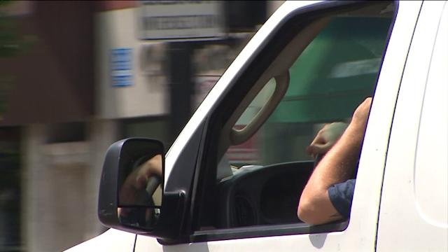 Handheld cellphone use while driving needs only Quinn`s signature