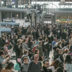 UK travel news: Train passengers bear brunt of Easter weekend chaos