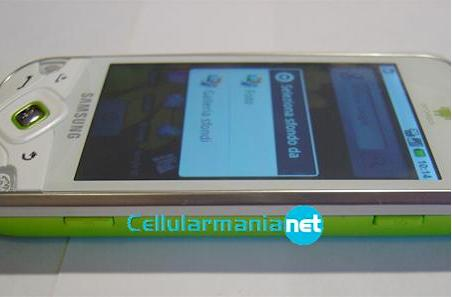 Samsung i5700 Galaxy Lite renamed Spica, spied and specced in Italy