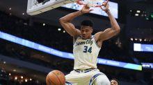 Bucks top Magic for 15th straight win; Antetokounmpo gets 32