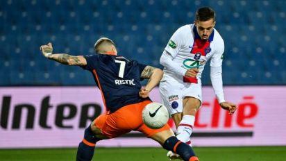 PSG elimina Montpellier nos pênaltis e vai à final da Copa da França