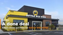 Arby's closes deal for Buffalo Wild Wings, makes new company