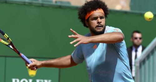 Tennis - ATP - Monte-Carlo - Monte-Carlo : Jo-Wilfried Tsonga sorti par Adrian Mannarino
