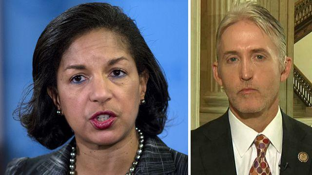 Rep. Trey Gowdy challenges Amb. Susan Rice