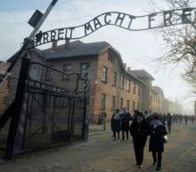 Auschwitz survivors sound alarm 75 years after liberation