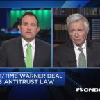 Fmr. White House lawyer: AT&T/Time Warner suit doesn't lo...