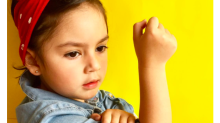 4-Year-Old Learns Important Lessons by Dressing Up as Great Women of the World