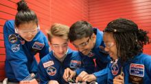 Honeywell Sponsors 292 Students From Around The World To Attend Week-Long Space Camp Leadership Program
