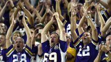 Spontaneous pep rallies for Eagles, Vikings break out during 76ers, Wild games