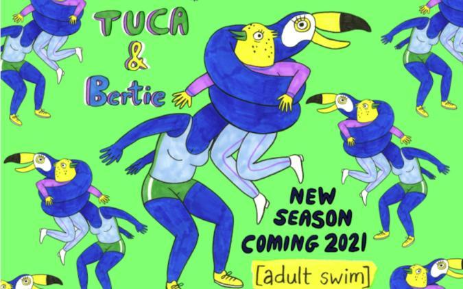Tuca & Bertie second season