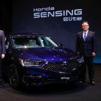 Honda's part self-driving Legend a big step for autonomous tech