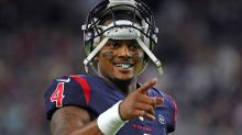 Deshaun Watson 'humbled' by march, but asks Houston fans not to protest