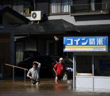At least 26 dead as Typhoon Hagibis slams Japan
