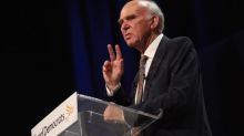 Vince Cable: chancellor 'irresponsible' for selling off RBS