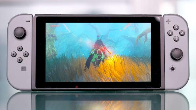 Nintendo faces lawsuit over the Switch's detachable controllers