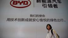 BYD's profit triples as China's electric car boom continues