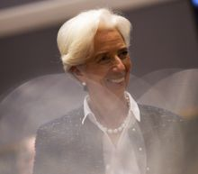 New European Central Bank chief holds her first rate meeting