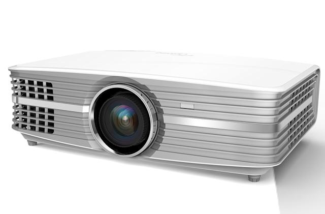 Optoma unveils the first 4K projector under $2,000