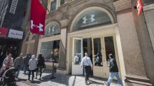 Under Armour issues weaker guidance