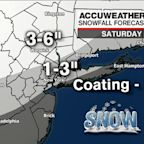 Winter storm brings snow, ice and rain to the Tri-State area