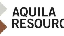 Aquila Resources Announces Withdrawal of Preliminary Prospectus