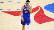 Simmons' FT woes in stunning 76ers loss