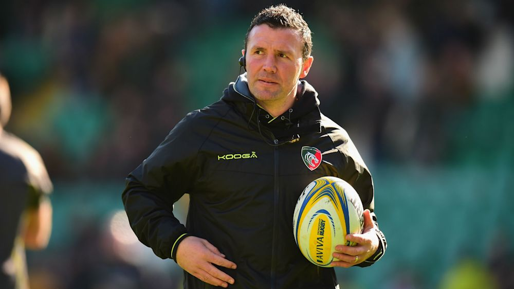 Mauger appointed Highlanders head coach