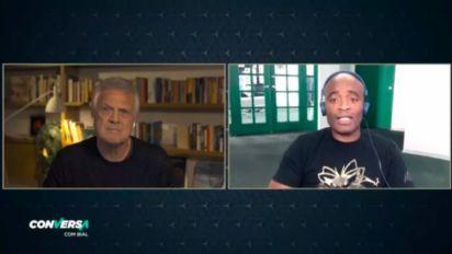 Anderson Silva relembra luta com Sonnen: 'Maior surra que tomei na vida'