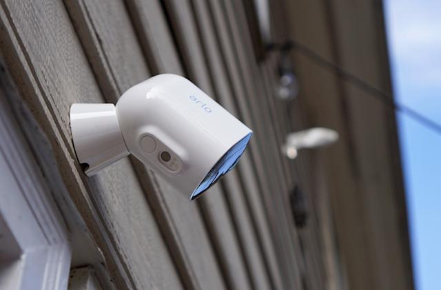 Arlo's Video Doorbell and Pro 3 cameras helped me survive suburbia