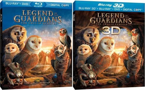 Legend of the Guardians comes home on Blu-ray, 3D December 17