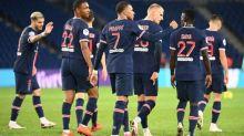 Foot - L1 - Ligue1: le PSG enchaîne en écrasant Angers (6-1)