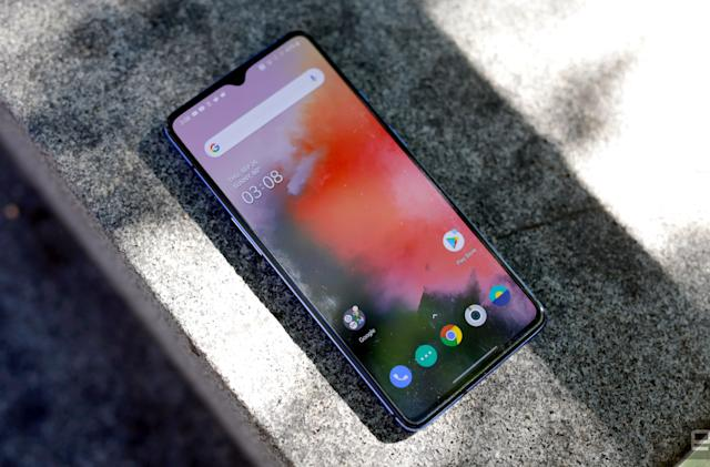 OnePlus 7T drops to record low $300 in B&H Photo's Black Friday sale