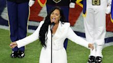 10 years after Twitter prediction, Demi Lovato's dream to sing national anthem at Super Bowl comes true