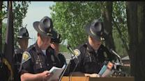 ISP memorial honors fallen officers