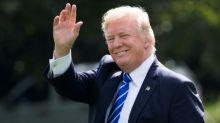 Stocks climb as investors wait for Trump tax plan