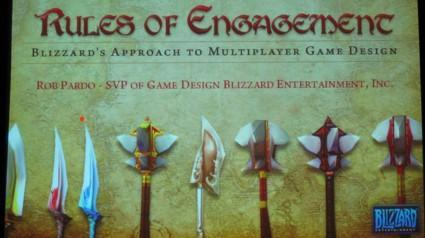 GDC08: Live from Rob Pardo talks about Blizzard's approach to MMOs