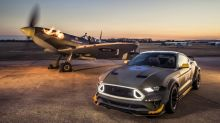 This Spitfire-inspired Mustang GT has 700 hp, extreme awesomeness