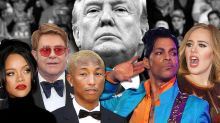 Prince's estate joins the likes of Rihanna, Pharrell and Adele in telling Trump's campaign to stop playing their songs