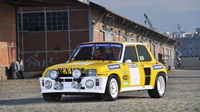 ¿Cómo ves este Renault 5 Turbo? Es un Tour de Corse ¡de 257.600 euros!