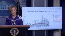"""El coronavirus está """"extraordinariamente extendido"""" en EEUU, admite la Casa Blanca"""