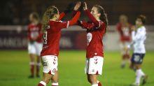 Bristol City Women deliver stellar performance against Aston Villa to reach League Cup semi-finals