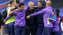 Jose Mourinho eyes return to top four next term after Spurs secure Europa spot