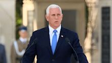 Mike Pence Goes 3 Hours Out Of His Way To Stay At Trump's Irish Golf Resort
