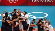 JO - Volley (H) - L'Iran s'offre le champion du monde polonais pour son entrée dans le tournoi