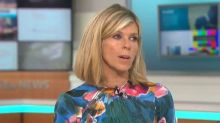 """GMB's Kate Garraway says she's """"physically low"""" as she shares Derek update"""
