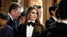Why social media was more focused on Hope Hicks than Melania Trump at the Japanese state dinner