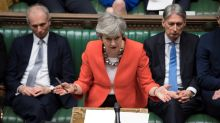Brexit set to be delayed after chaotic night for May