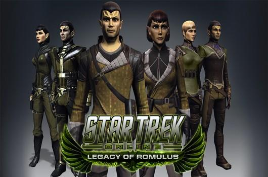 Captain's Log: Playing with Legacy of Romulus characters in Star Trek Online