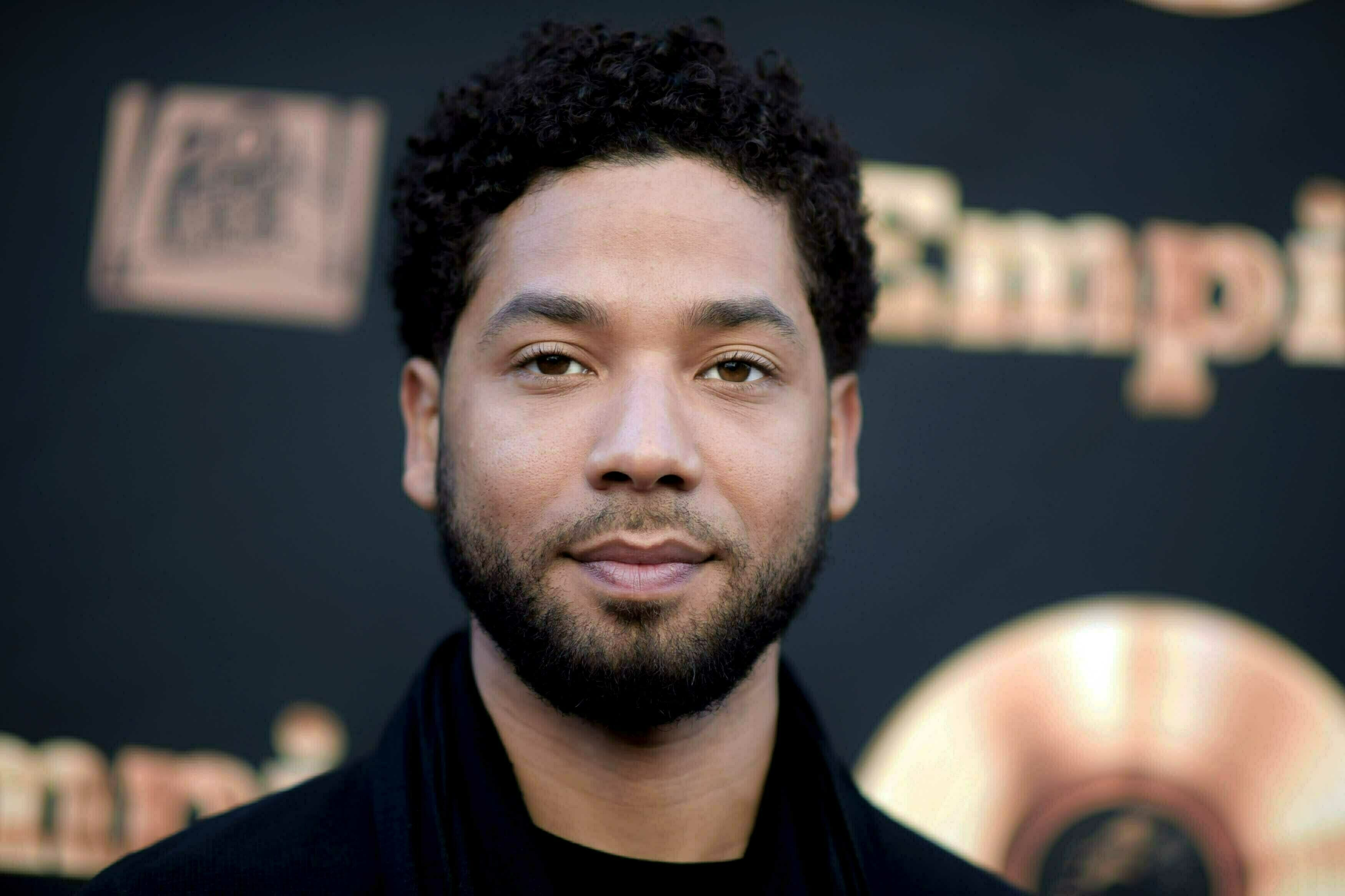 """FILE - In this May 20, 2016 file photo, actor and singer Jussie Smollett attends the """"Empire"""" FYC Event in Los Angeles. A Chicago judge is expected to decide whether to let a former U.S. attorney stay on as special prosecutor examining the dismissal of charges against actor Smollett. The hearing Friday, Oct. 4, 2019, comes after Dan Webb revealed he co-hosted a fundraiser for Kim Foxx during her 2016 run for Chicago's top prosecutor job. Her office in March abruptly dropped charges accusing Smollett of staging a racist, homophobic attack on himself. (Richard Shotwell/Invision/AP, File)"""